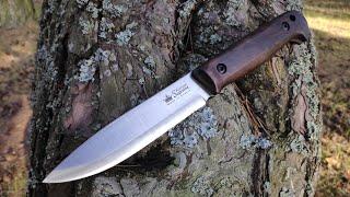 Нож FORESTER Kizlyar Supreme