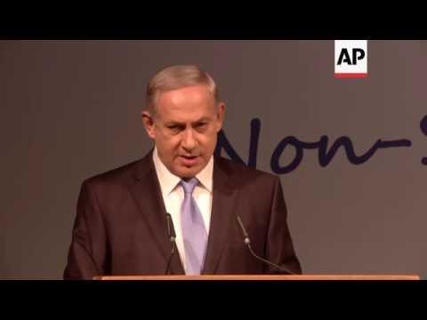 Netanyahu critical of Abbas over attacks