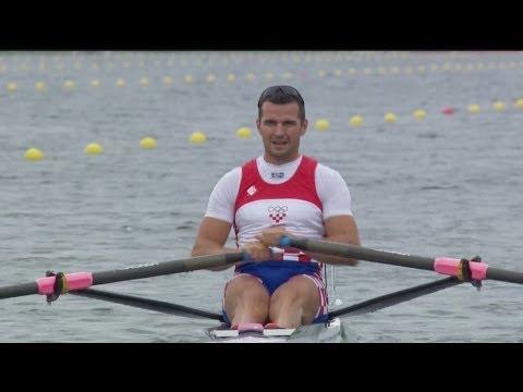Semi-Final - Men's Single Sculls Rowing Replay -- London 2012 Olympics