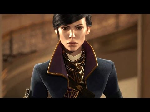 Dishonored 2 Trailer - Dishonored 2 at E3 2015, Play as Emily or Corvo
