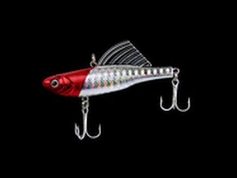 Раттлины для зимней рыбалки из Китая - YouTube