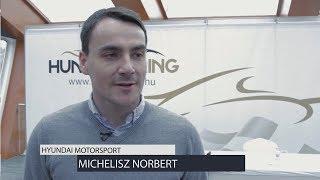 Hyundai, WTCR és M1RA - Interjú Michelisz Norbival
