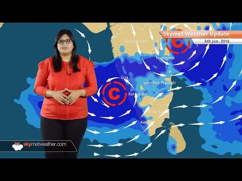 Weather Forecast for June 5: Good rains to continue over Kerala, Karnataka, heatwave in North India