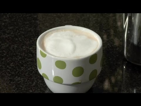 how to use a milk frother chef tips tricks youtube. Black Bedroom Furniture Sets. Home Design Ideas