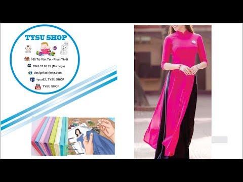 253_thiết Kế Tay áo dài Cổ điển|dạy cắt may online miễn phí | sewing online class free | tysu shop