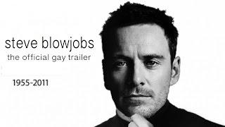 Steve Blowjobs Trailer - Official Gay Trailer - Parody of Steve Jobs Trailer