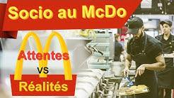 Comment exploiter les salariés ?  - Socio McDo #1
