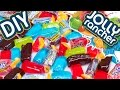 Gambar cover How to make JOLLY RANCHER Candy & Jolly Rancher LOLLIPOPS: DIY Jolly Ranchers Recipes