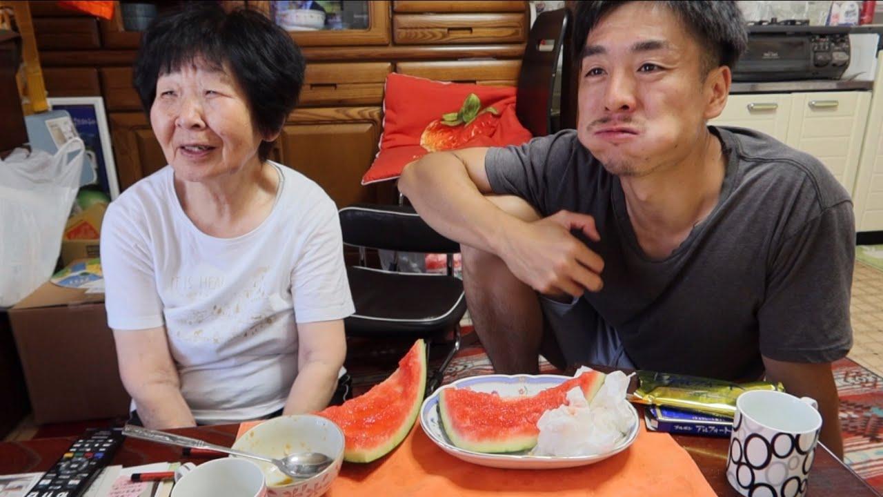 힐링영상⁉️일본아저씨와 할머니의 평범한 일요일 브이로그‼️【VLOG】おっさんとばあさんの平和な日曜日です。일본생활 먹방 일본음식 JAPAN LIFE mukbang