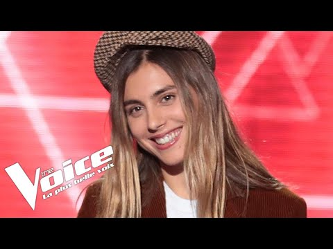 Edith Piaf (Padam Padam) | Liv Del Estal | The Voice France 2018 | Blind Audition