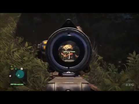Far Cry 4 - Mask Of Yalung Location - #3 – Army Supply Flight 2412 | X:209 Y:479 (PC HD) [1080p]