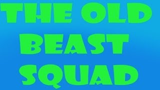 Black ops 2 - The Old Beast Squad