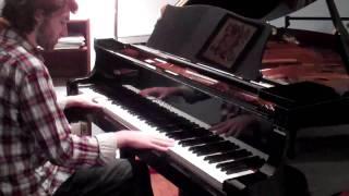Radiohead Subterranean Homesick Alien Piano Cover by Chris Plietz
