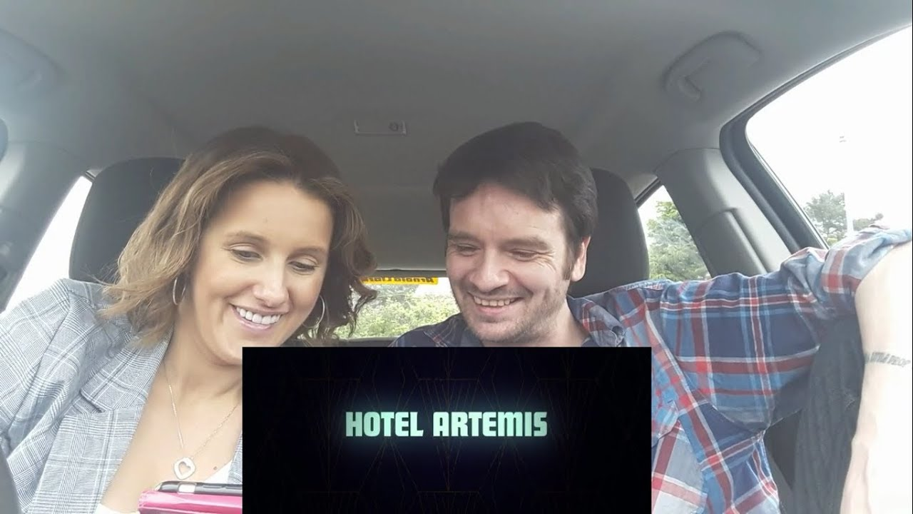 Hotel Artemis Scottish Trailer Reaction