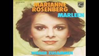 Marianne Rosenberg - Marleen (HQ)