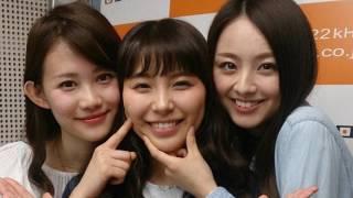 SUPER☆GiRLS ( スパガ) 宮崎理奈 【ゲスト】 勝田梨乃 、 荒井玲良 ラ...