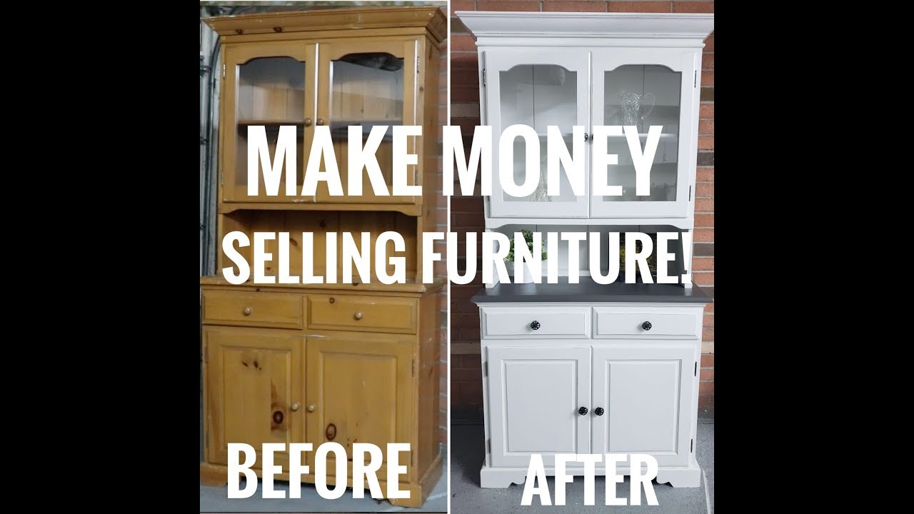 How To Refinish Furniture And Make