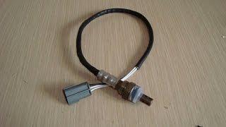 Распаковка и сборка датчика кислорода NTK OZA744-EE1