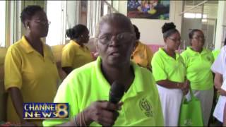 Channel 8 News - Wednesday, December 6, 2013