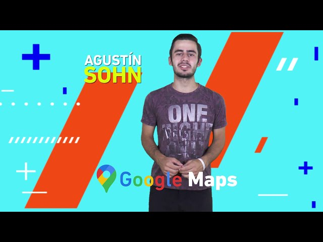 #CONECTATE a Google Maps