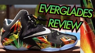 """Everglade"" Lebron 11 W/ On-Feet Review"