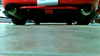 mitsubishi 3000gt vr4 straight exhaust mp4