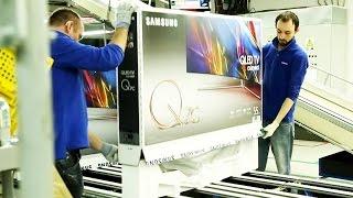 4 минуты о Samsung QLED TV. Что это такое?