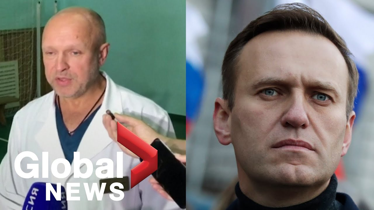 Who is Alexei Navalny, the Kremlin critic in a coma after suspected ...