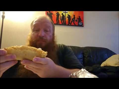 """Fast Food Fat Man"" ep. 93 - Taco Bell Double Chalupa & Spicy Double Chalupa - Review - Mukbang"