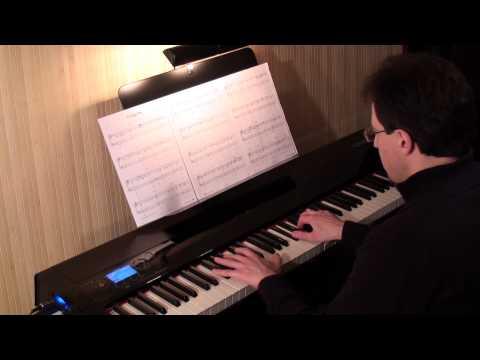 A Foggy Day (George Gershwin) - Jazz Piano