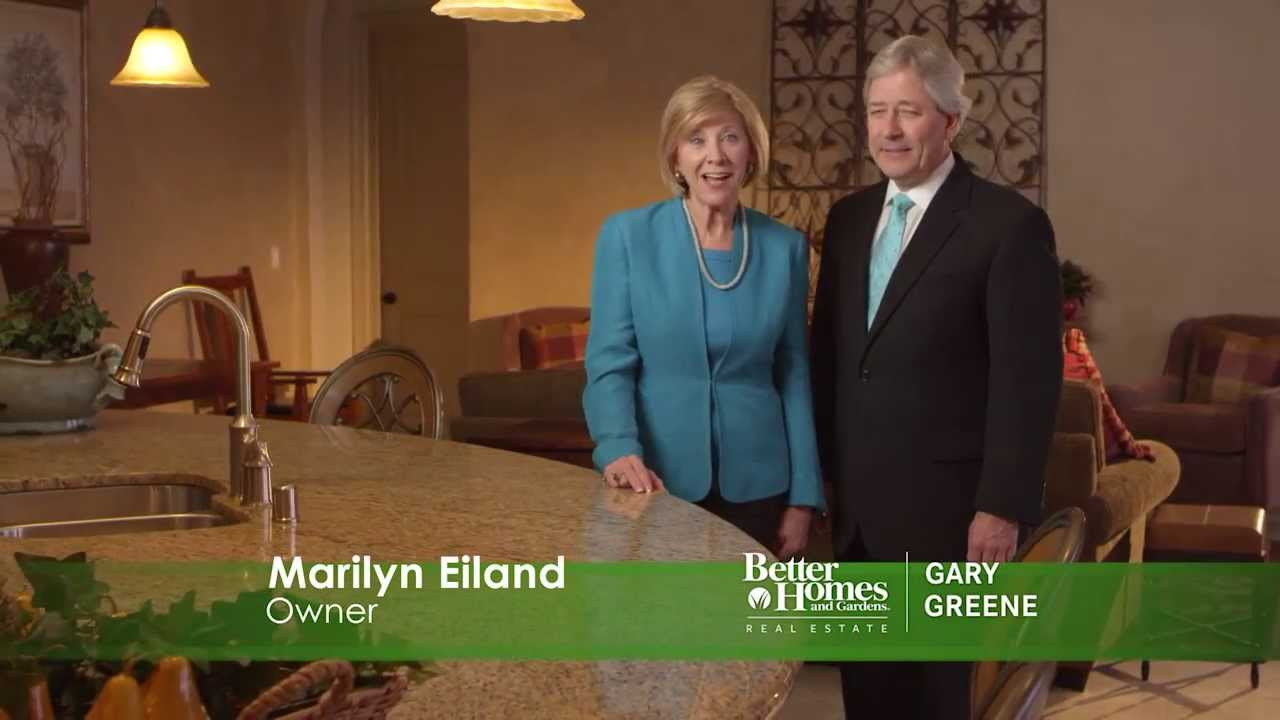 Marilyn Eiland Mark Woodroof Of Better Homes And Gardens