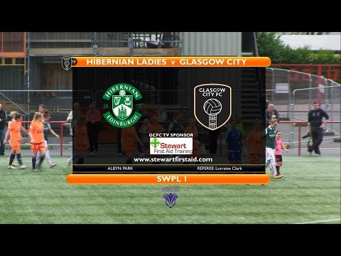 HIGHLIGHTS | Hibernian v Glasgow City - SWPL 1 (14/8/16)
