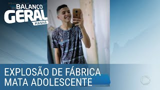 Filho de vereador morre em explosão de fábrica na Paraíba