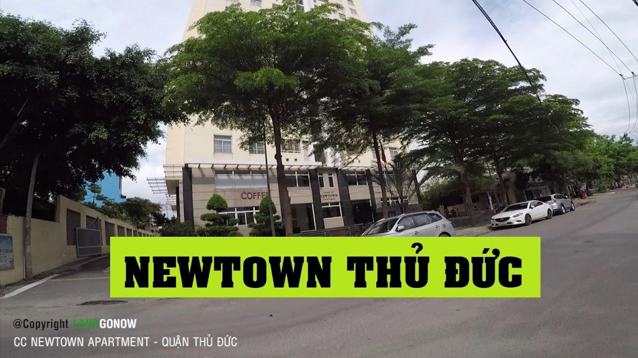 Chung cư Newtown Apartment, Phạm Văn Đồng, Hiệp Bình Phước, Quận Thủ Đức – Land Go Now ✔