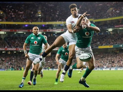 Short Highlights: Ireland 13-9 England | RBS 6 Nations