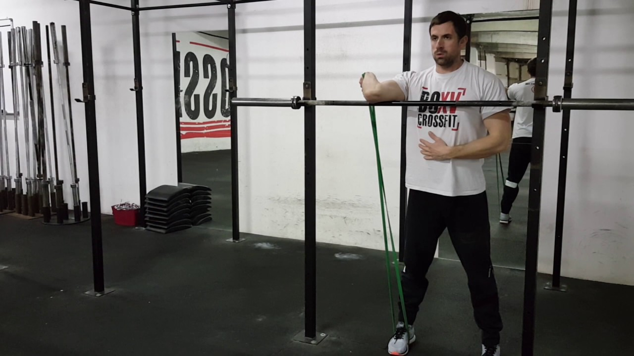Front Rack Mobility