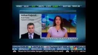 ALB Forex Yatırım Uzmanı Volkan Kuğucuk FED Toplantısı Ve Dengeler - CNBC-E