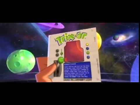 Trix Yogurt Commercial Spaceship