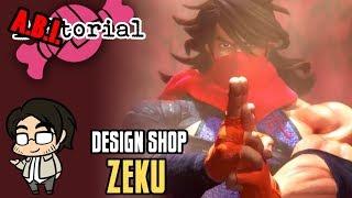 Design Shop: ZEKU - Profound Radness