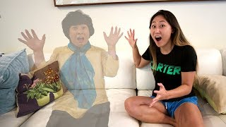 CONVINCED MOM SHE IS INVISIBLE!! (EMOTIONAL)