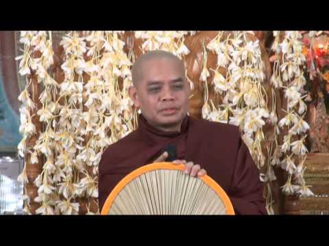 Zee Phyu Pin Sayadaw Funeral Dhamma Puja (Jan 6,2013 ...