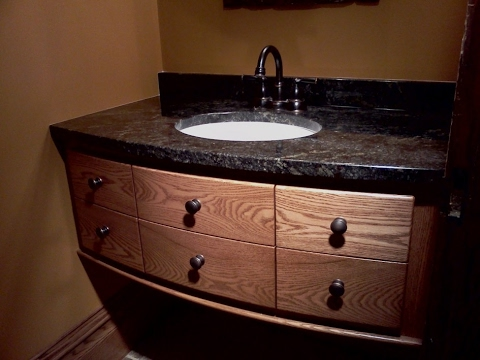 Exquisite Marble Vanity Tops Design Ideas