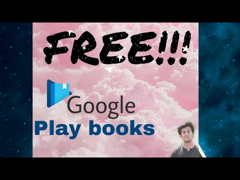 How to download google play books for absolute free ✔✔😃