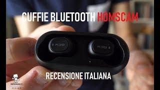 Recensione Auricolari Bluetooth 5.0 Homscam.