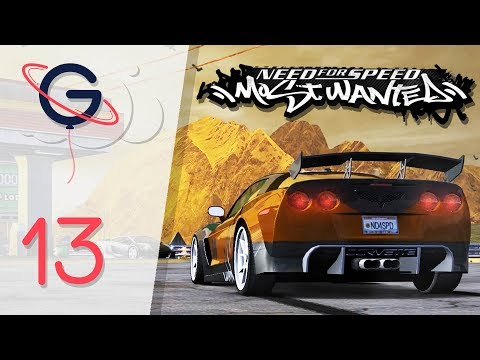 NEED FOR SPEED : MOST WANTED FR #13 : VS WEBSTER  (Liste Noire n°5)