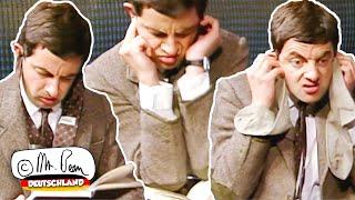Mr. Beans Zugfahrt
