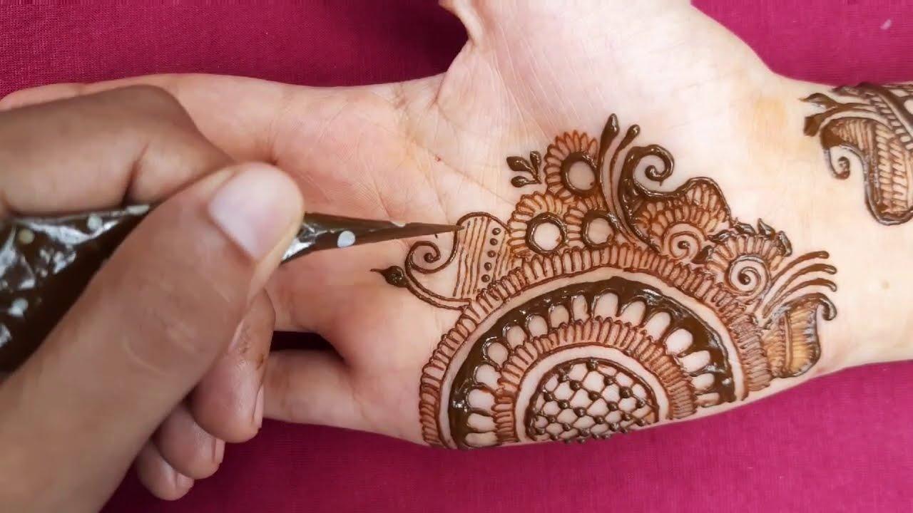 beautiful mehndi designs for hands ||eid mehndi designs || easy mehndi designs || mehndi designs