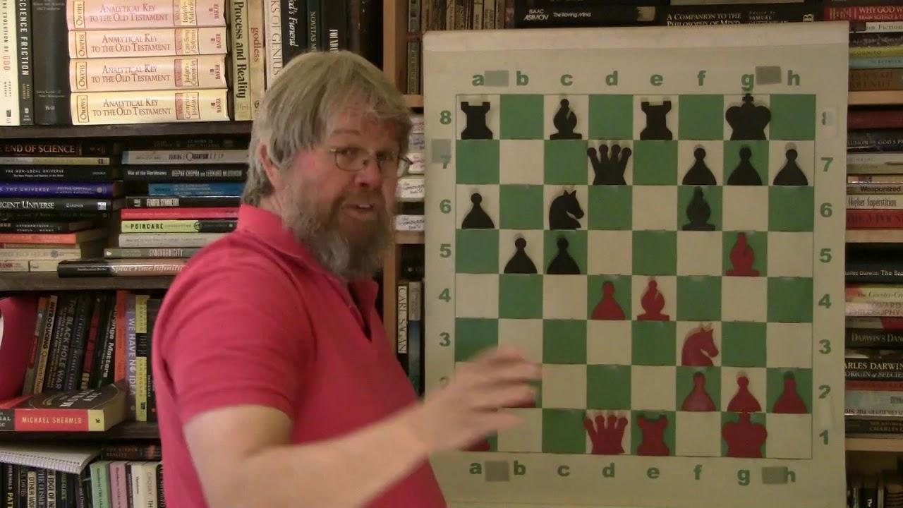 Chess Openings: Alexander Alekhine Shows us His Amazing Ruy Lopez Skills