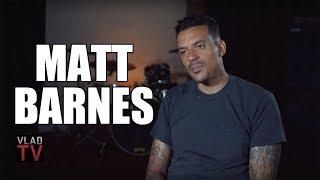 Matt Barnes: Don Nelson Felt Disrespected When I Turned Down $12M Warriors Deal (Part 5)