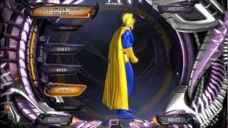 DC Universe Online Doctor Fate character creation(HD)